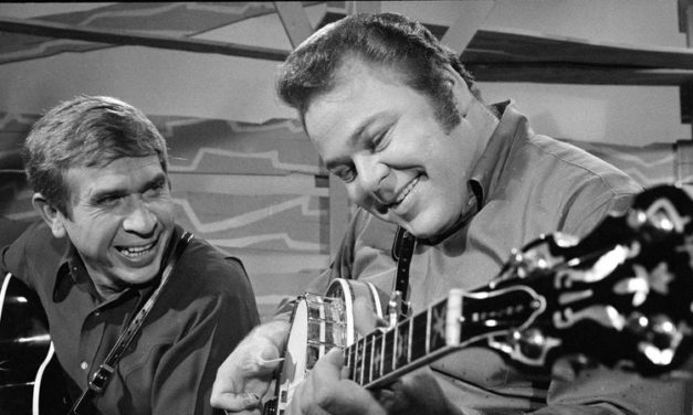 Friday Music: Roy Clark