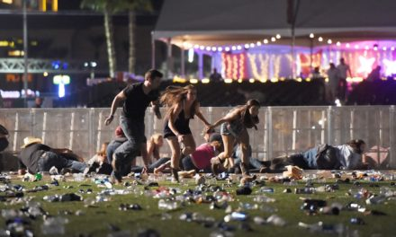 Initial Thoughts on the Las Vegas Shooting