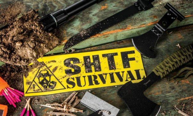 Video: Preparing for SHTF