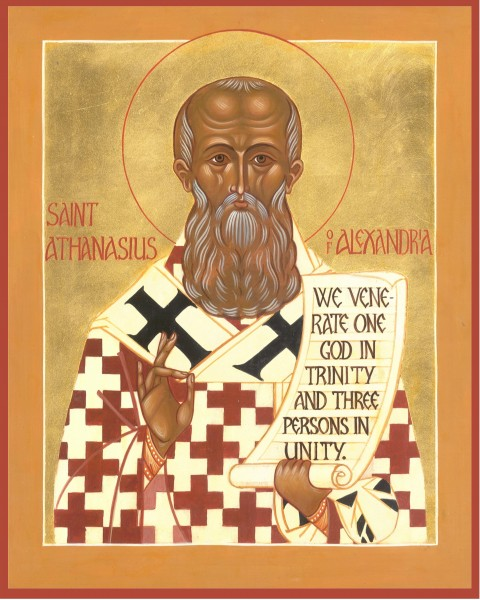 St Athanasius on Evil