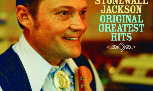 Saturday Music: Stonewall Jackson