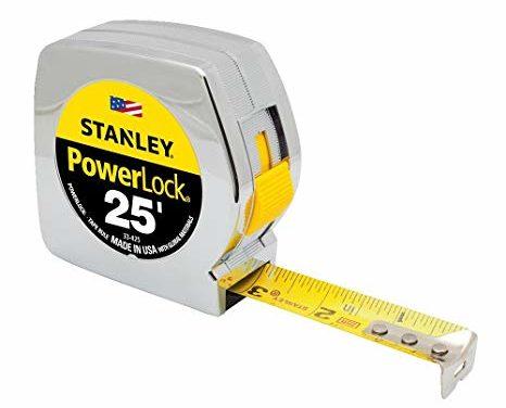 Basic Skills – The Tape Measure