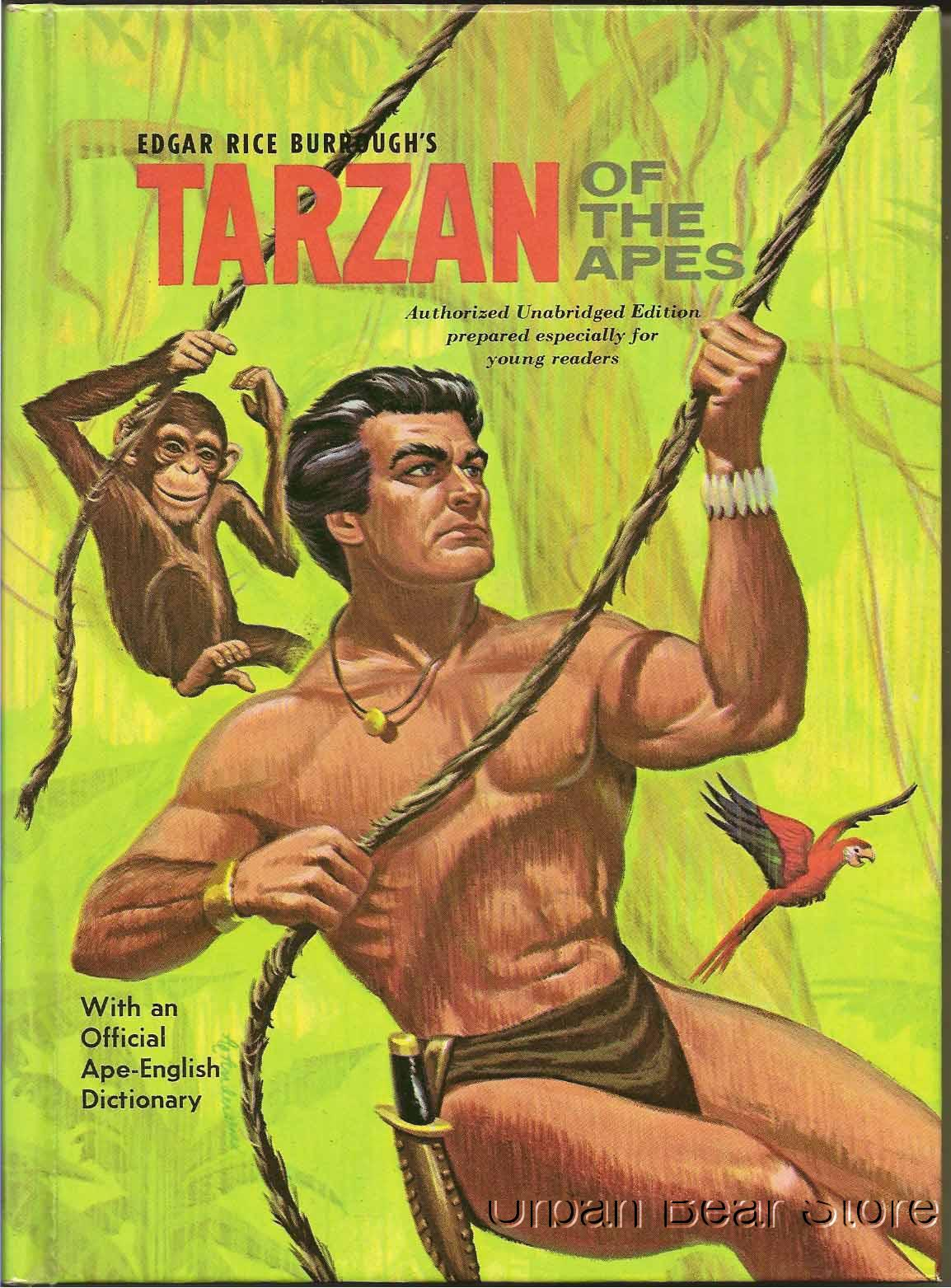 Western Canon: Tarzan of the Apes