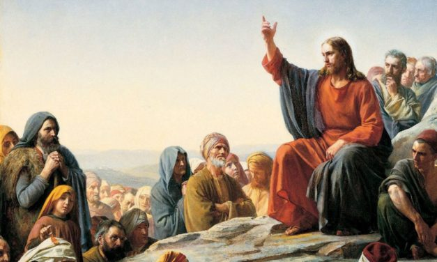 Why Jesus Says Nothing About Gay Marriage