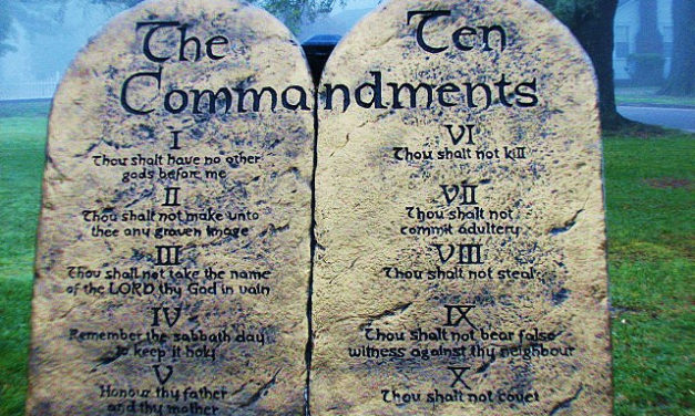 The Ten Commandments And  The Modern World
