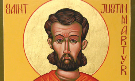 Communion: Justin Martyr