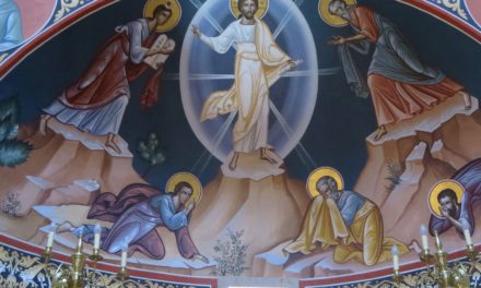 Sermon on the Transfiguration