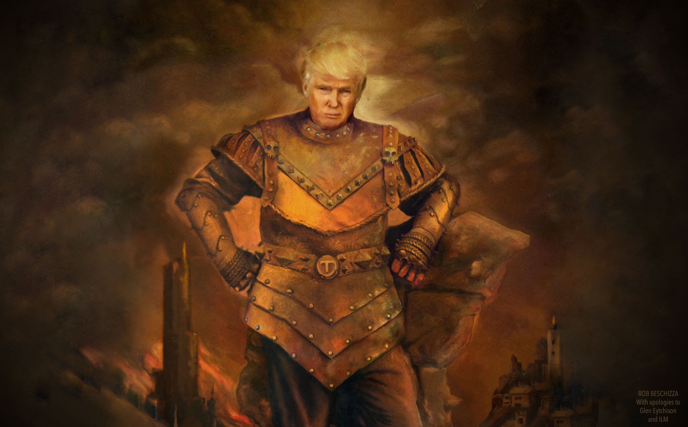 Happy Trump Day!  All Your Base Are Belong To Us