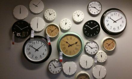 Communion: Time