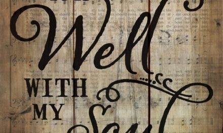 Hymn: It Is Well With My Soul