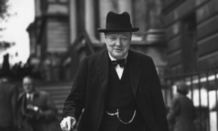 "Video: Churchill's ""We Shall Never Surrender"""